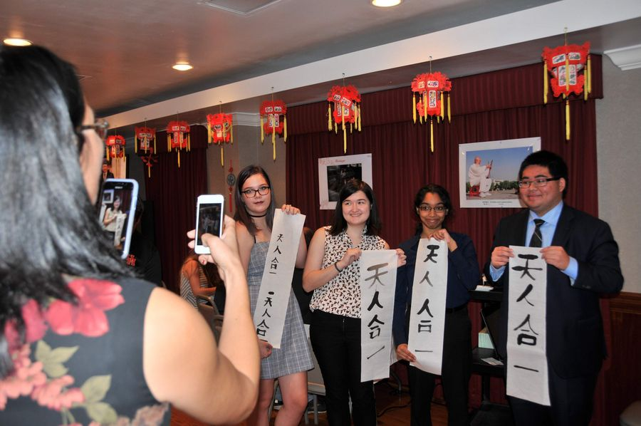 Go and experience, young Americans share stories of studying in China - Xinhua | English.news.cn