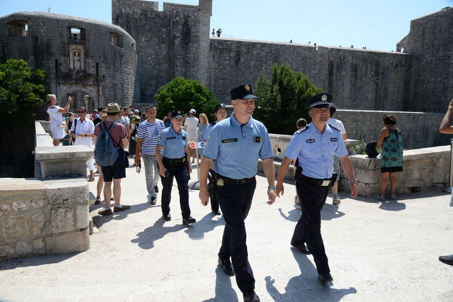 Second joint patrol between Croatian, Chinese police concludes with success - Xinhua | English.news.cn