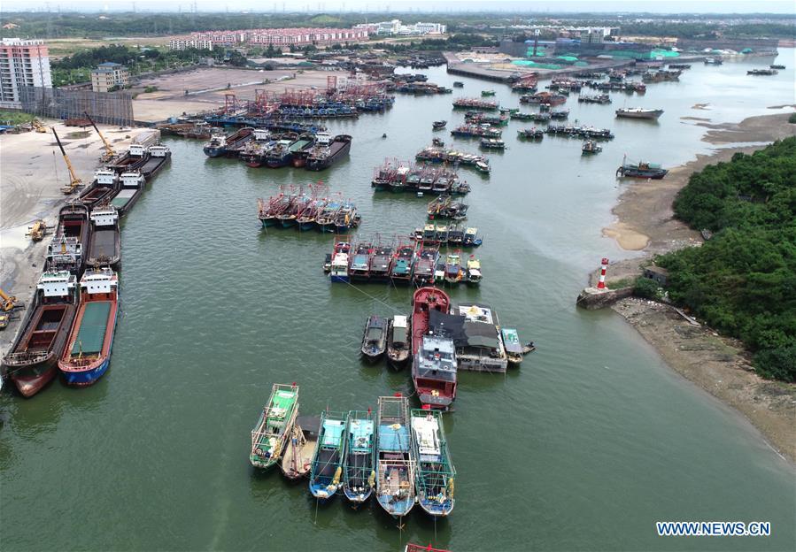 中国 - 广西 - 钓鱼(CN)