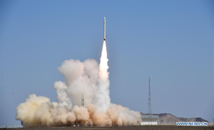 CHINA-JIUQUAN-SMART DRAGON-1-LAUNCH (CN)