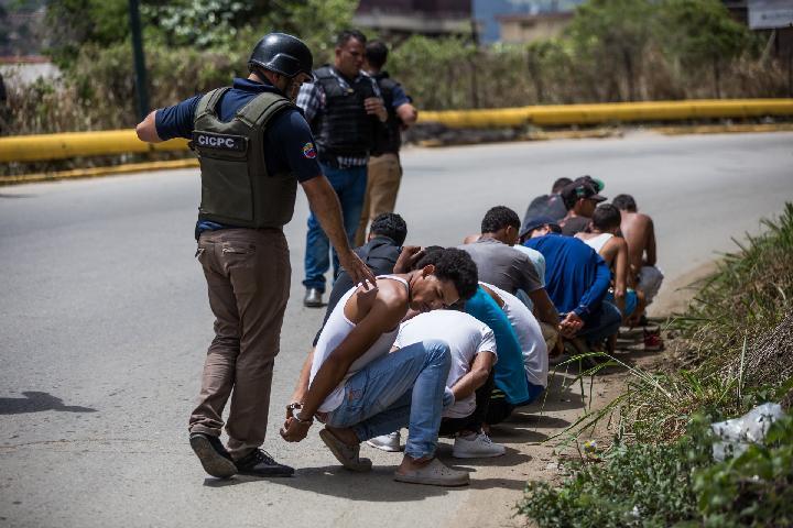 Venezuela seizes gold-smuggling group - Xinhua | English.news.cn