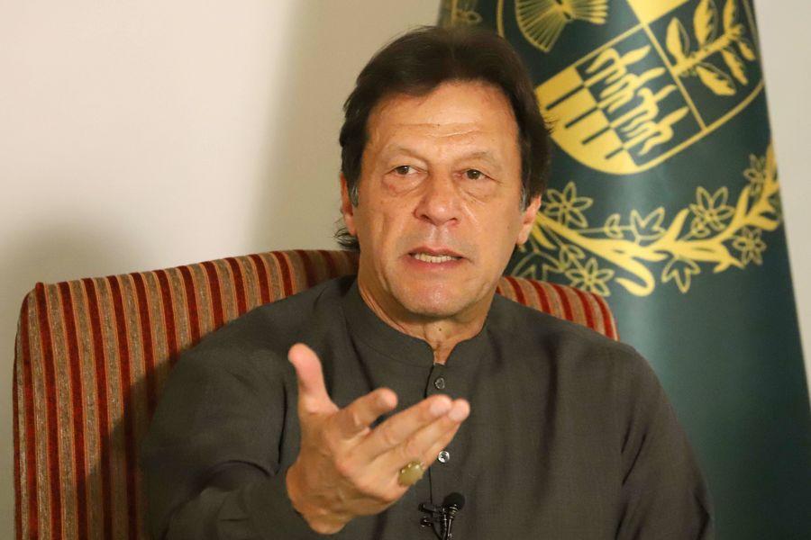 Pakistani PM welcomes UN meeting on Kashmir issue - Xinhua | English.news.cn