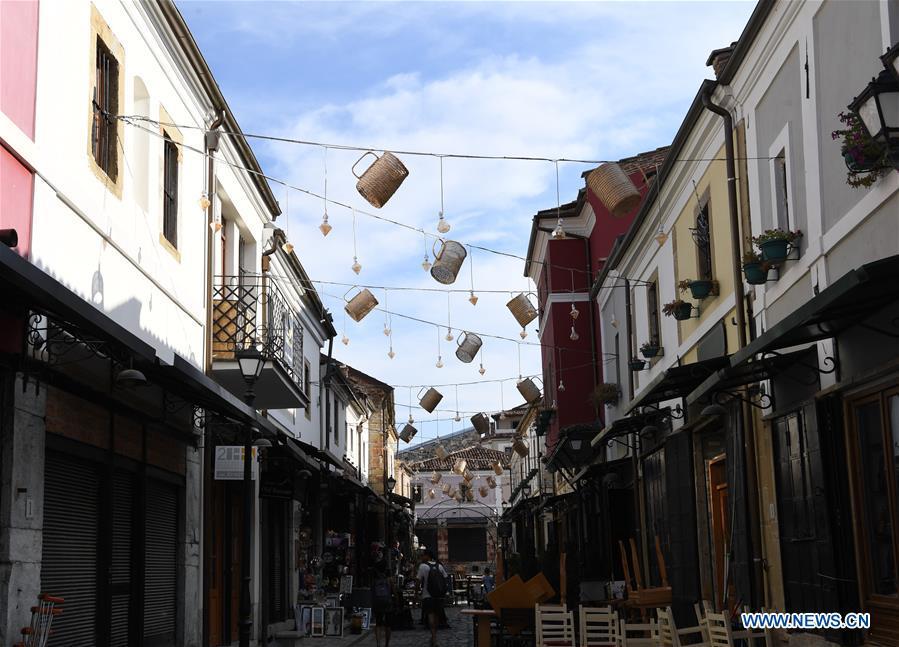 ALBANIA-KORCA-BEER FESTIVAL