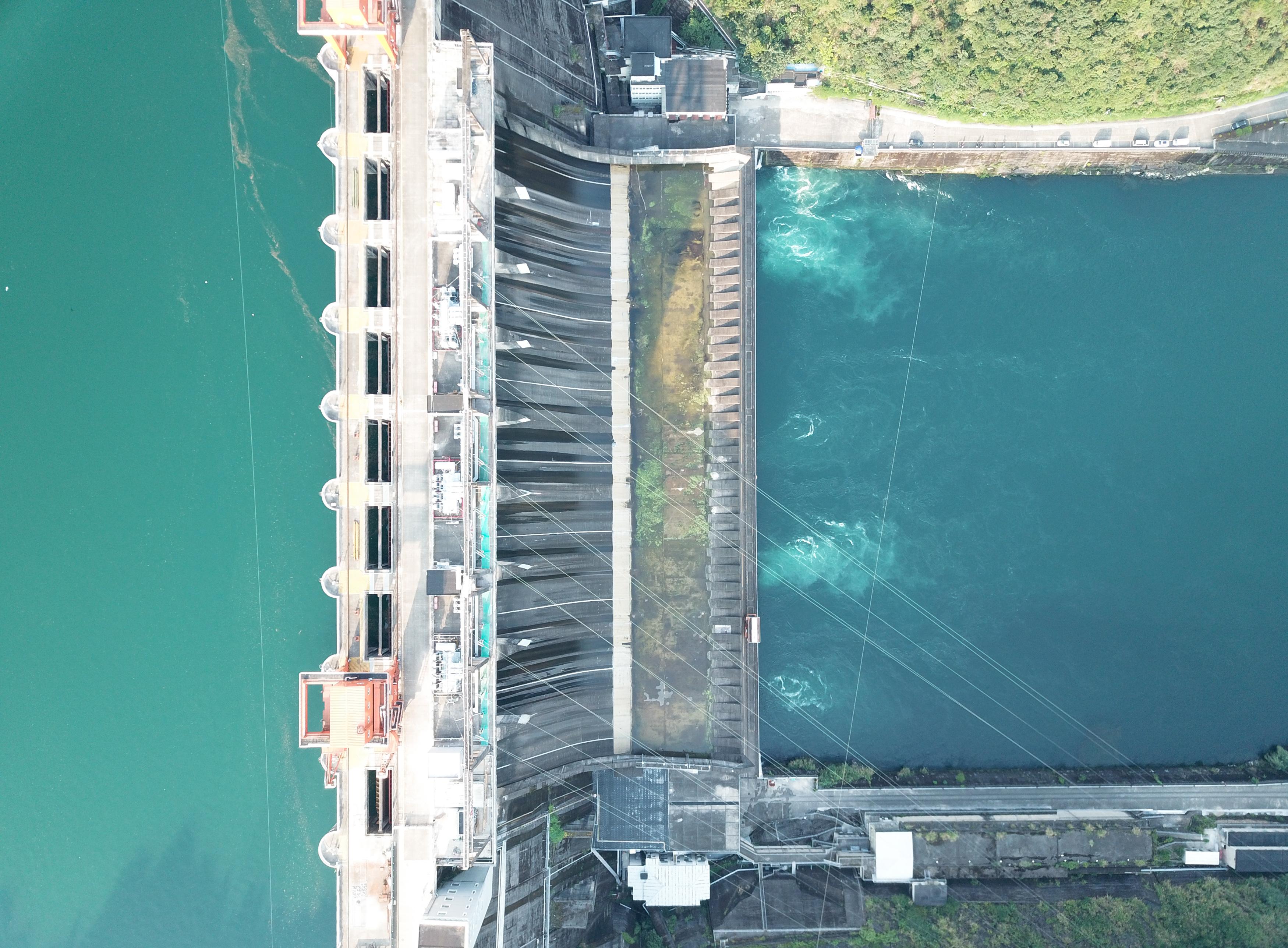 Xin'anjiang River Hydropower Station in E China's Zhejiang - Xinhua | English.news.cn
