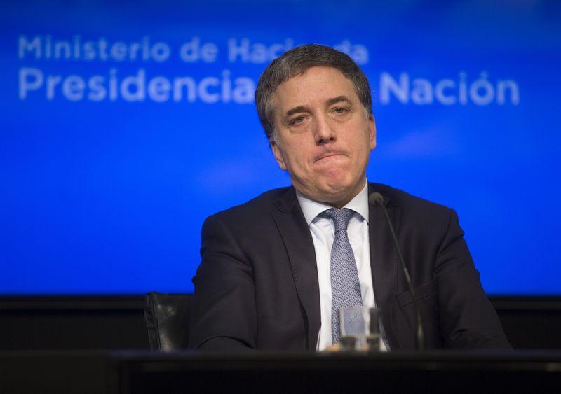 Argentine finance minister resigns amid economic turmoil - Xinhua | English.news.cn