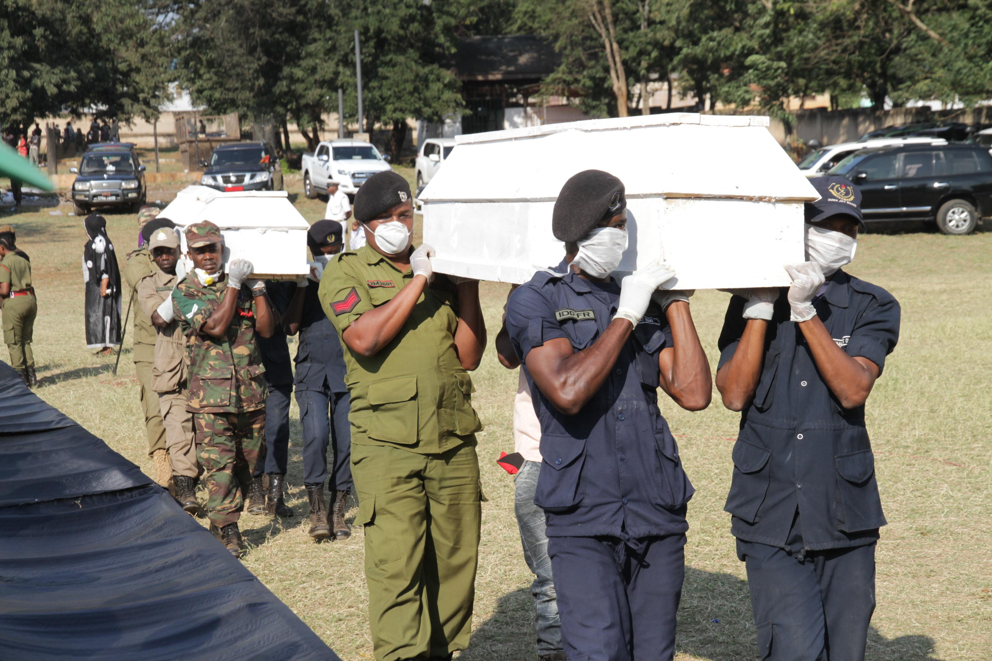 Death toll climbs to 97 in Tanzania's fuel tanker explosion - Xinhua   English.news.cn