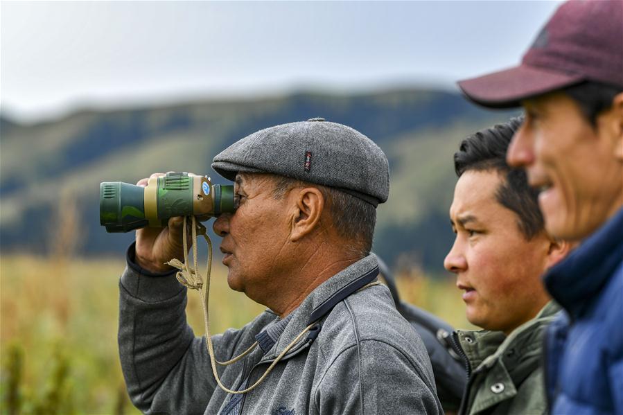 CHINA-XINJIANG-AGARSIN-PRAIRIE-MANAGER (CN)