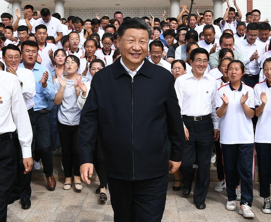 Xi stresses importance of vocational education - Xinhua   English.news.cn