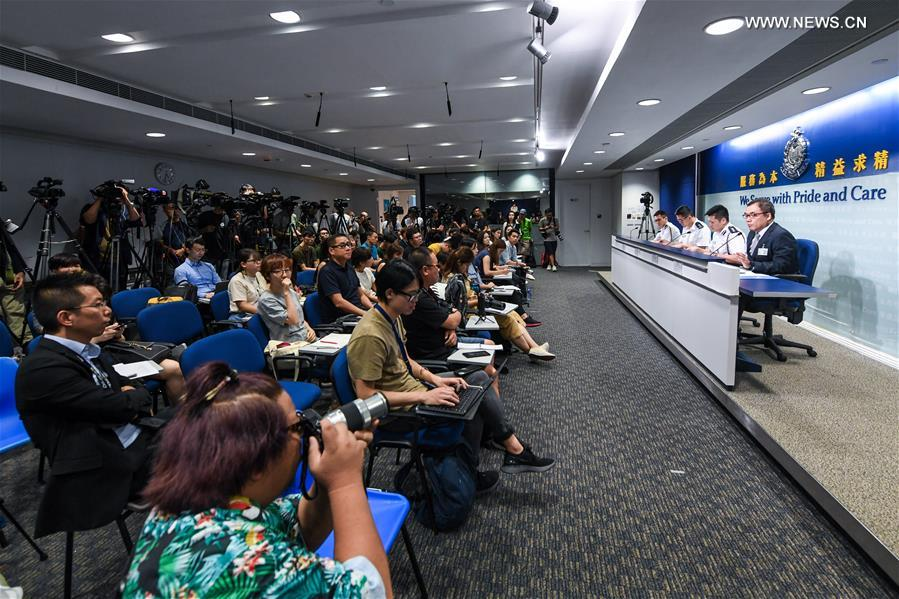 中国 - 香港 - 新闻 - 新闻发布会(CN)