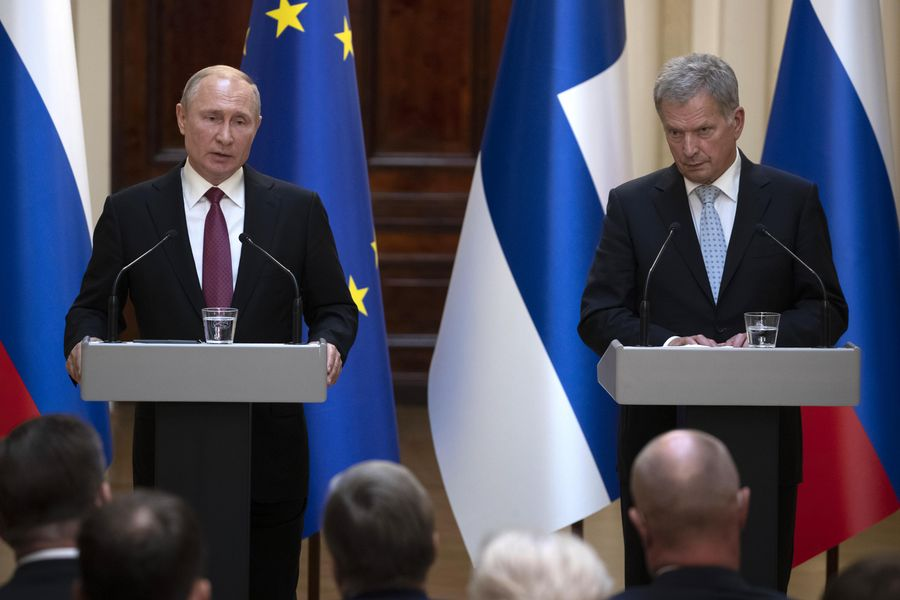 Putin wants to see constructive approach from new EU leadership - Xinhua | English.news.cn