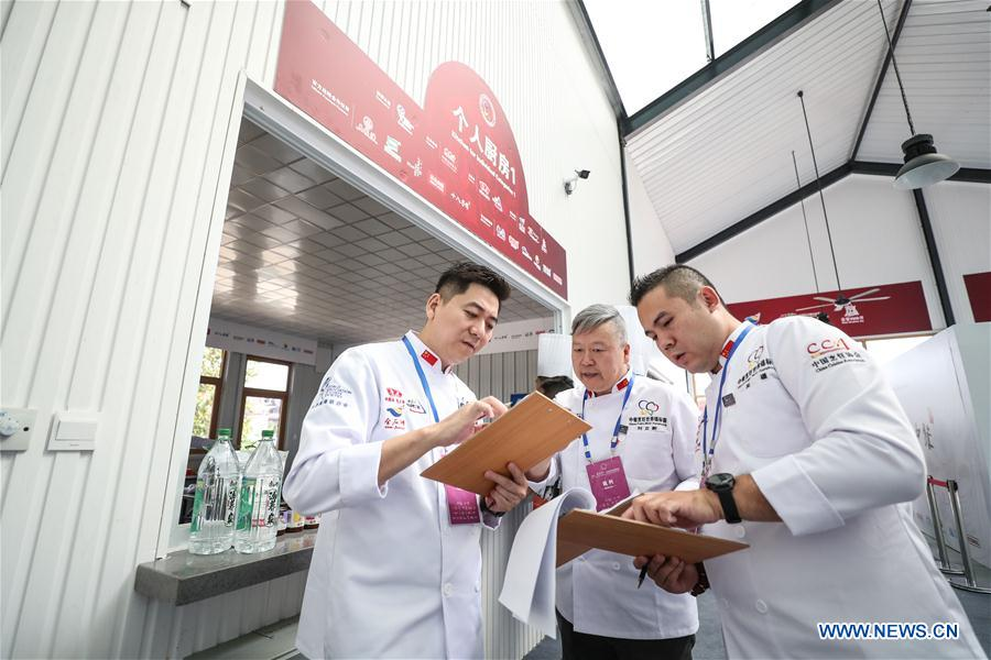 CHINA-LIAONING-DALIAN-CHINESE CUISINE-COMPETITION (CN)