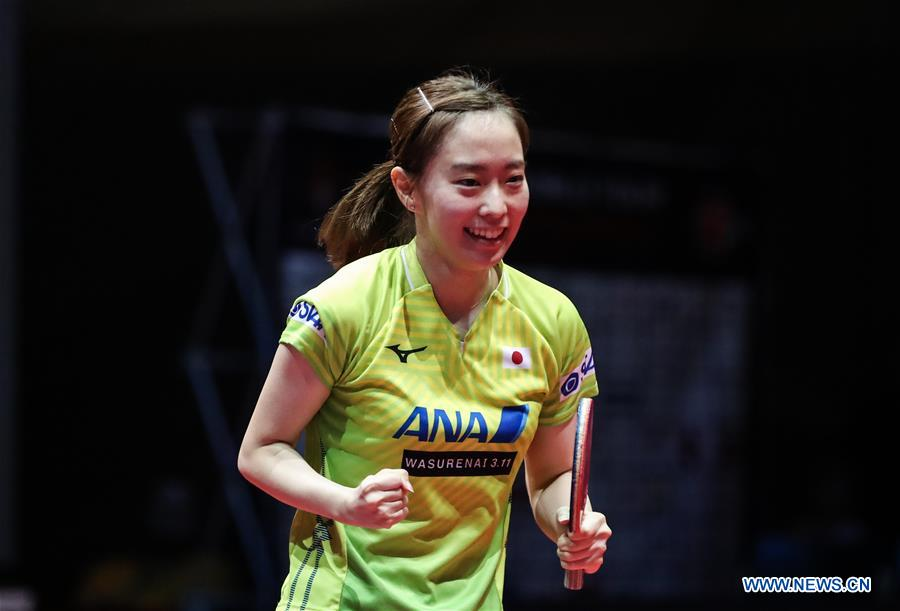 (SP)CZECH-OLOMOUC-TABLE TENNIS-2019 ITTF CZECH OPEN