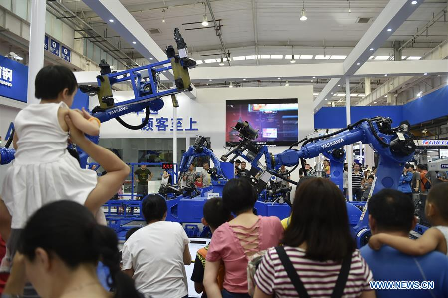 中国 - 北京 - 世界机器人展览(CN)