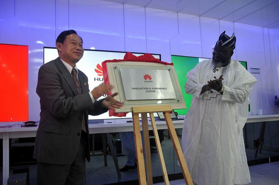 Huawei trains Nigerian civil servants to promote e-governance - Xinhua | English.news.cn