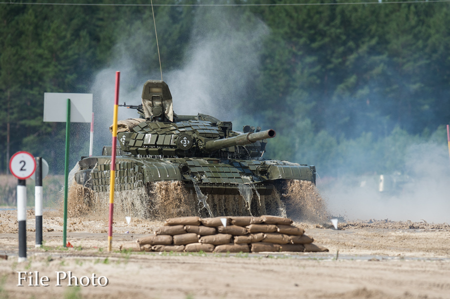 Large military drills kick off in southern Russia - Xinhua | English.news.cn