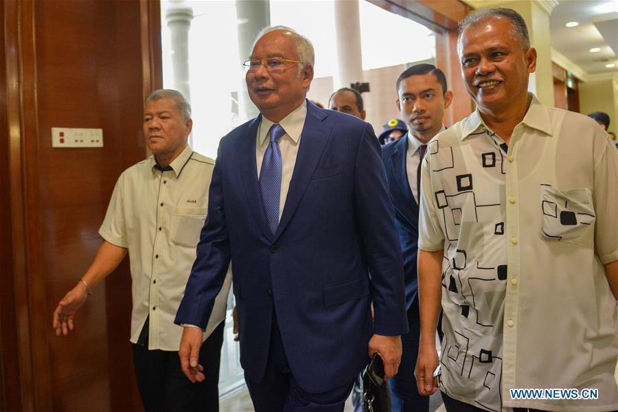 MALAYSIA-KUALA LUMPUR-NAJIB-1MDB-TRIAL