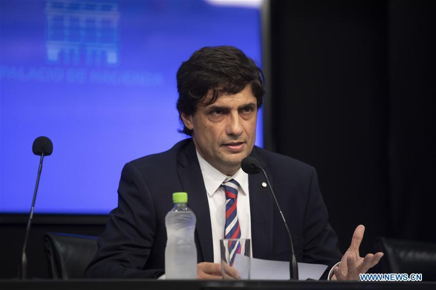阿根廷 - 布宜诺斯艾利斯 -  IMF-DEBT付款