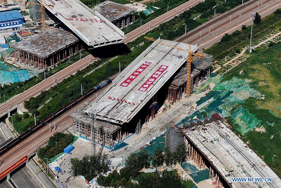 中国 - 河南 - 旋转桥梁 - 旋转(CN)