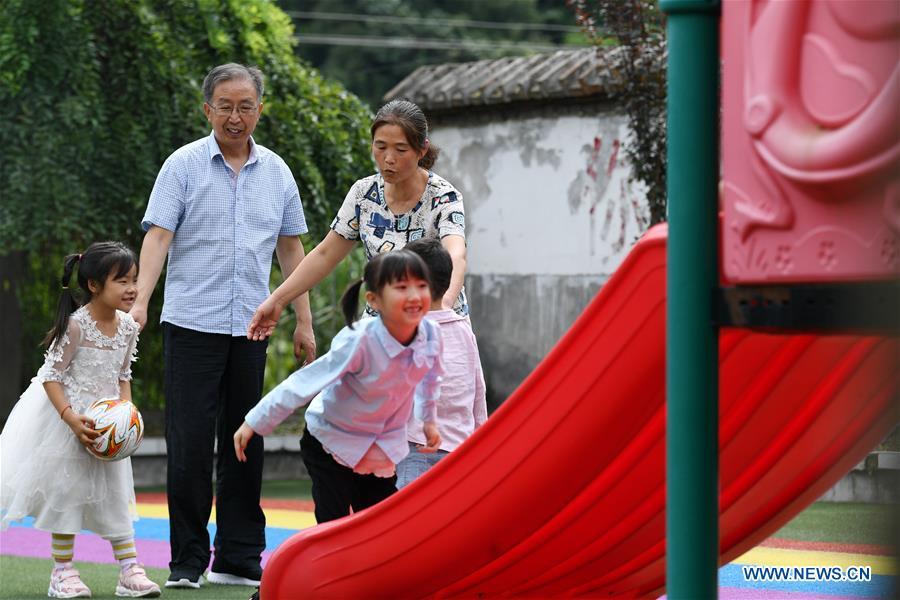 中国 - 陕西 - 宁山村教师(中国)