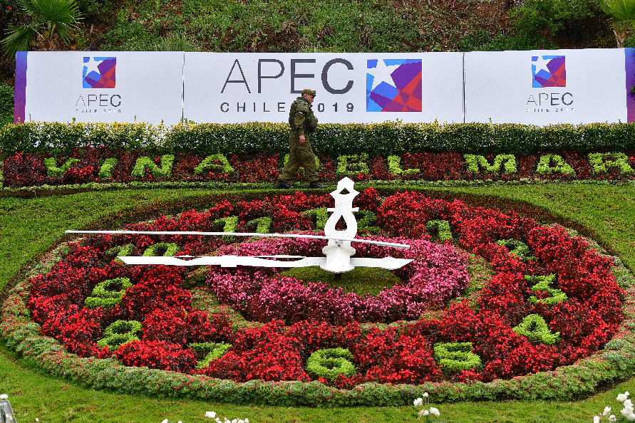 China looks forward to successful, fruitful APEC Chile year: official - Xinhua | English.news.cn