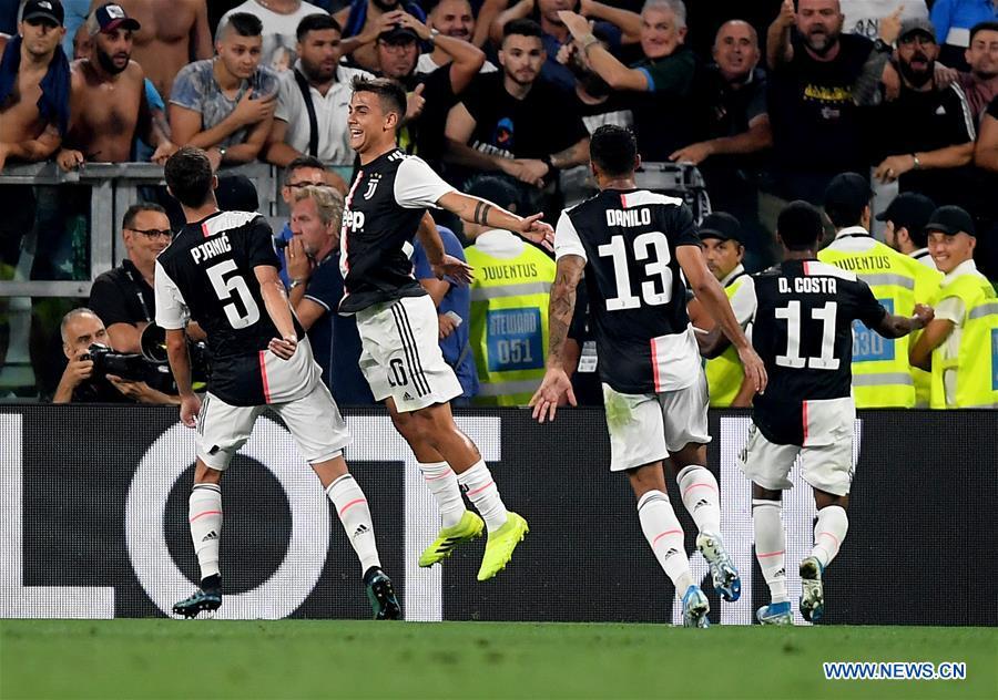 Juventus beat Napoli 4-3 in stoppage time - Xinhua   English