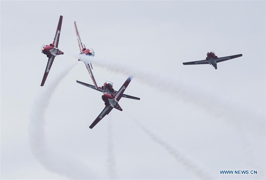 CANADA-TORONTO-CANADIAN INTERNATIONAL AIR SHOW