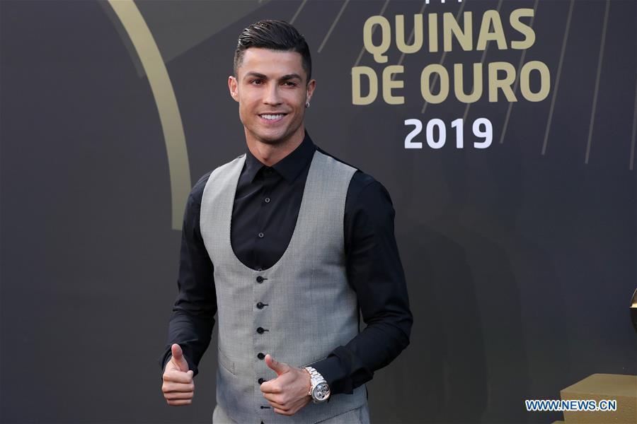 (SP)葡萄牙里斯本足球-QUINAS-DE-OURO-GALA