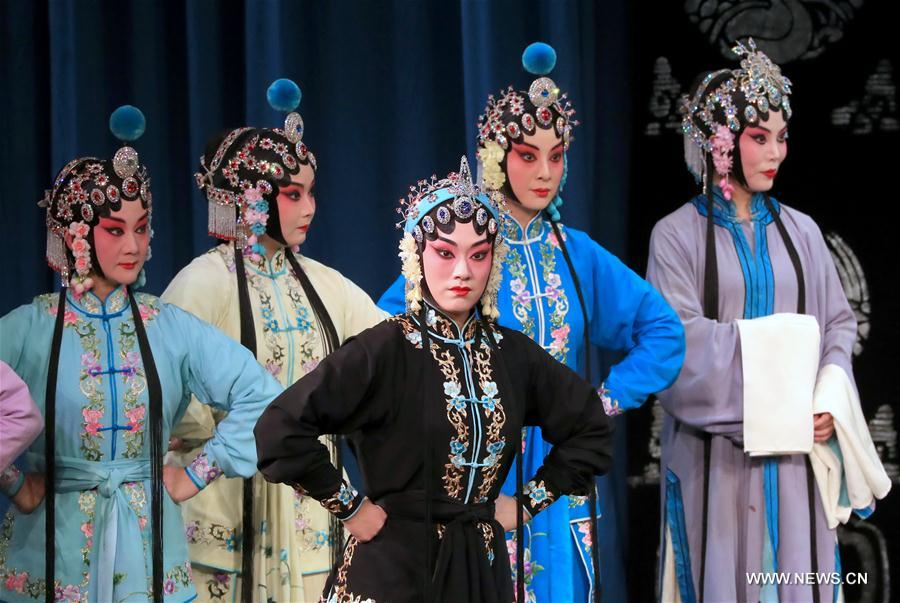 BELARUS-MINSK-PEKING OPERA-FEMALE GENERALS OF THE YANG FAMILY
