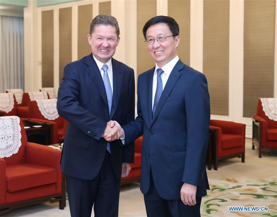 CHINA-BEIJING-HAN ZHENG-RUSSIA-MEETING (CN)