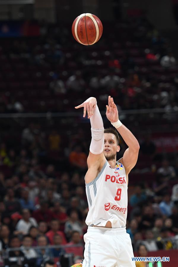 (SP)CHINA-BEIJING-BASKETBALL-FIBA WORLD CUP-GROUP A-CIV VS POL(CN)