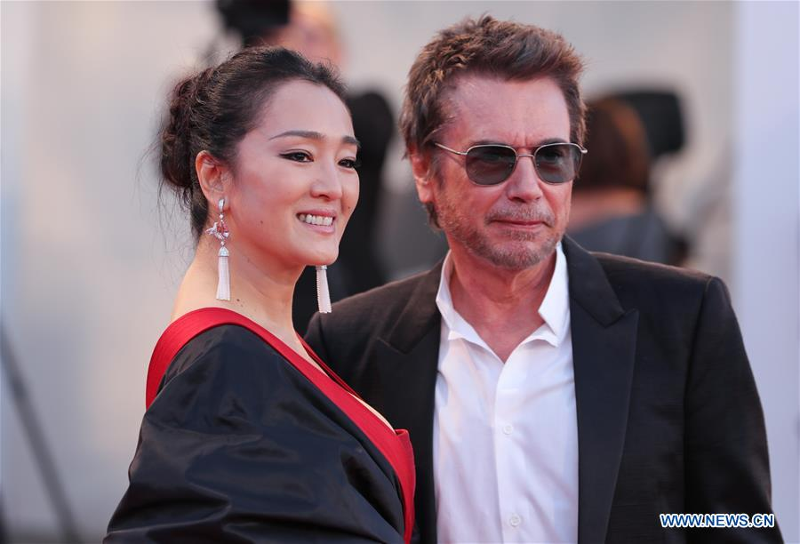 "ITALY-VENICE-FILM FESTIVAL-CHINESE FILM ""SATURDAY FICTION""-RED CARPET"