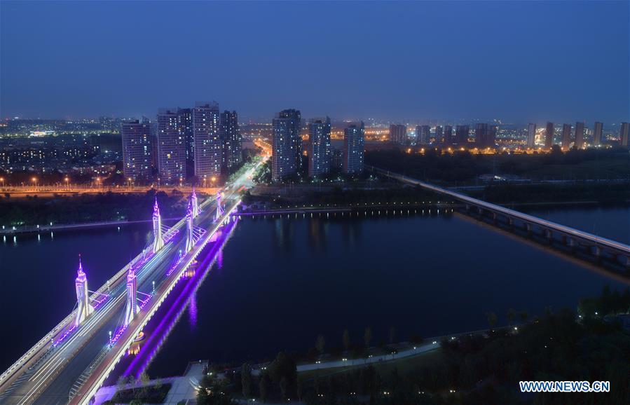 中国 - 北京 - 大运河(CN)