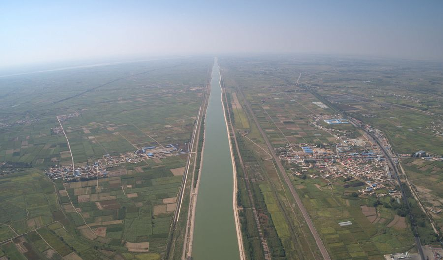 Two ancient Chinese irrigation projects listed World Heritage Irrigation Structures - Xinhua | English.news.cn
