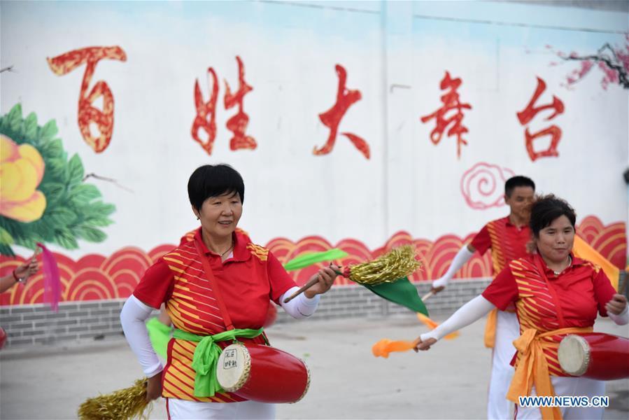 CHINA-RURAL DEVELOPMENT (CN)