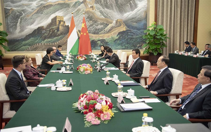 中国 - 北京 - 李振枢 - 匈牙利国民议会 - 第一次会议 - (CN)