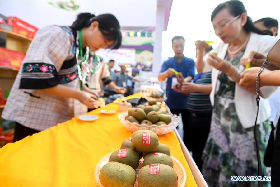 CHINA-HUNAN-AGRICULTURAL PRODUCE-TRADE MATCHMAKING EVENT (CN)
