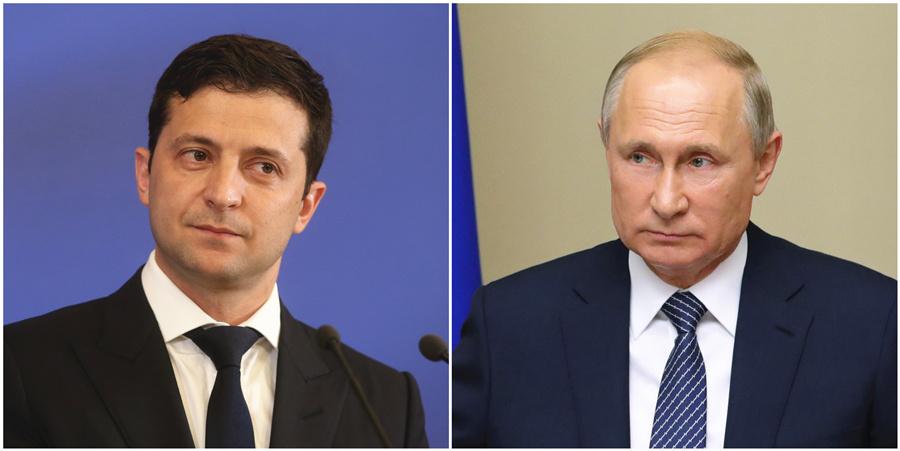 Ukraine swaps detainees with Russia - Xinhua | English.news.cn