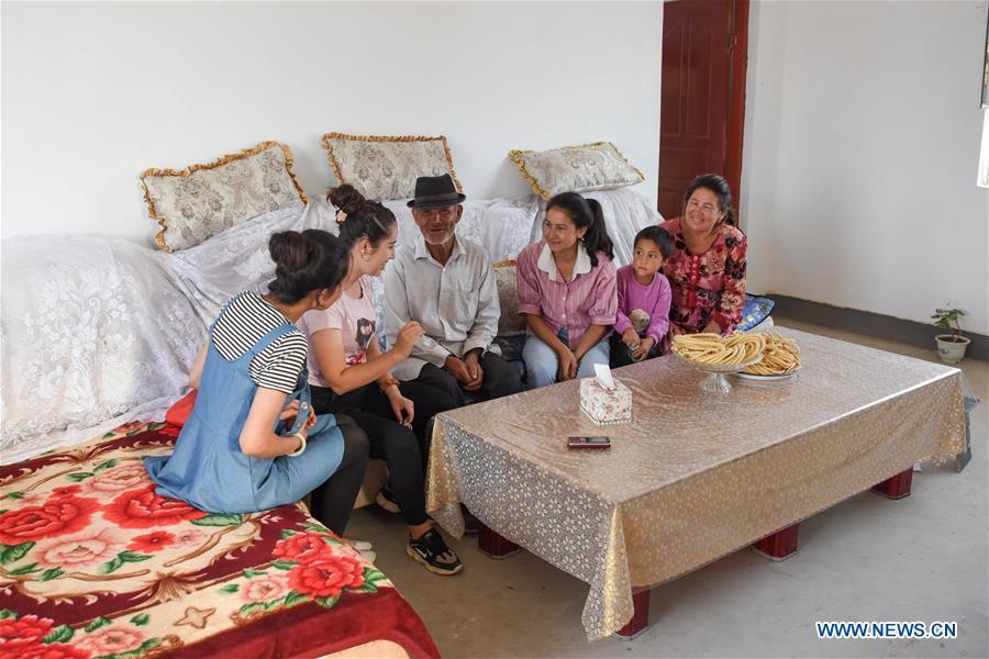 中国 - 新疆 - 贫困减少 - 重新安置(CN)