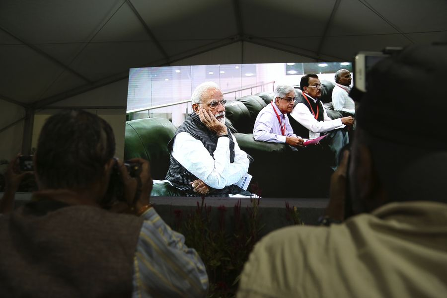 India's 2nd Moon Mission accomplishes 90-95 pct of its