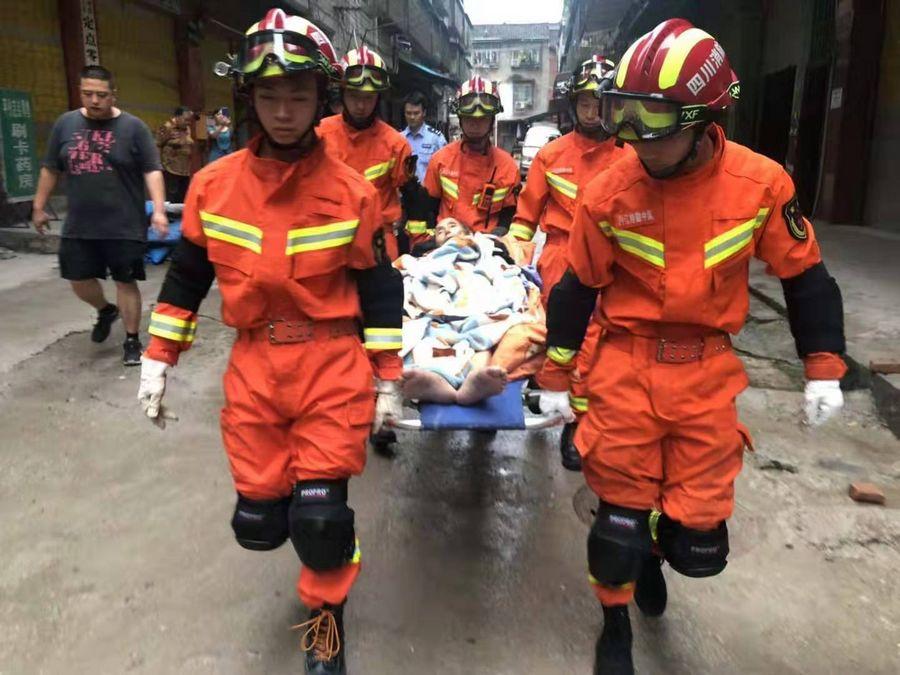The latest: 1 dead, 63 injured in Sichuan quake - Xinhua | English.news.cn