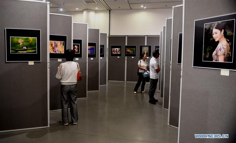 中国 - 香港 - 中国成立 -  70周年纪念 - 庆典 - 展览(CN)