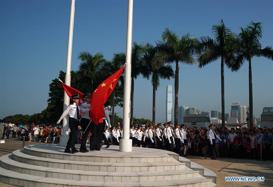 中国 - 香港 - 国家崛起的仪式(CN)