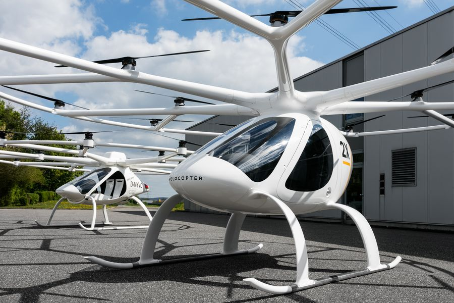 Geely invests in Volocopter for flying car business - Xinhua | English.news.cn
