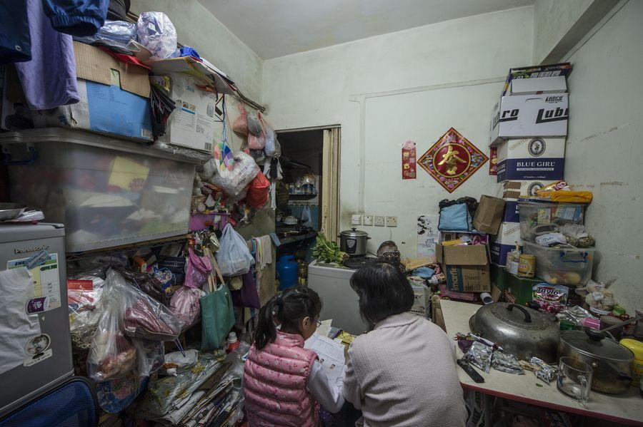 Xinhua Headlines: A look into Hong Kong's housing woes - Xinhua | English.news.cn
