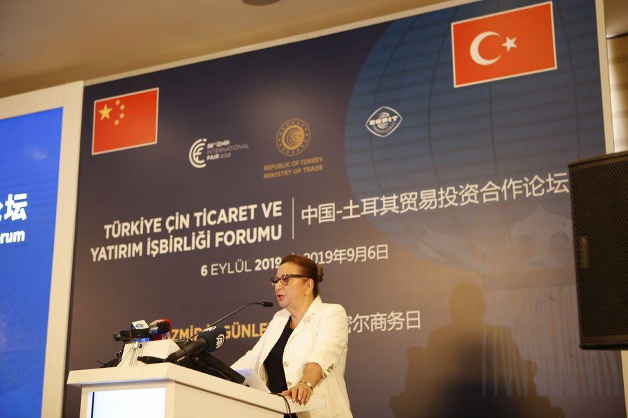 China, Turkey eye further economic cooperation in Izmir trade fair - Xinhua | English.news.cn