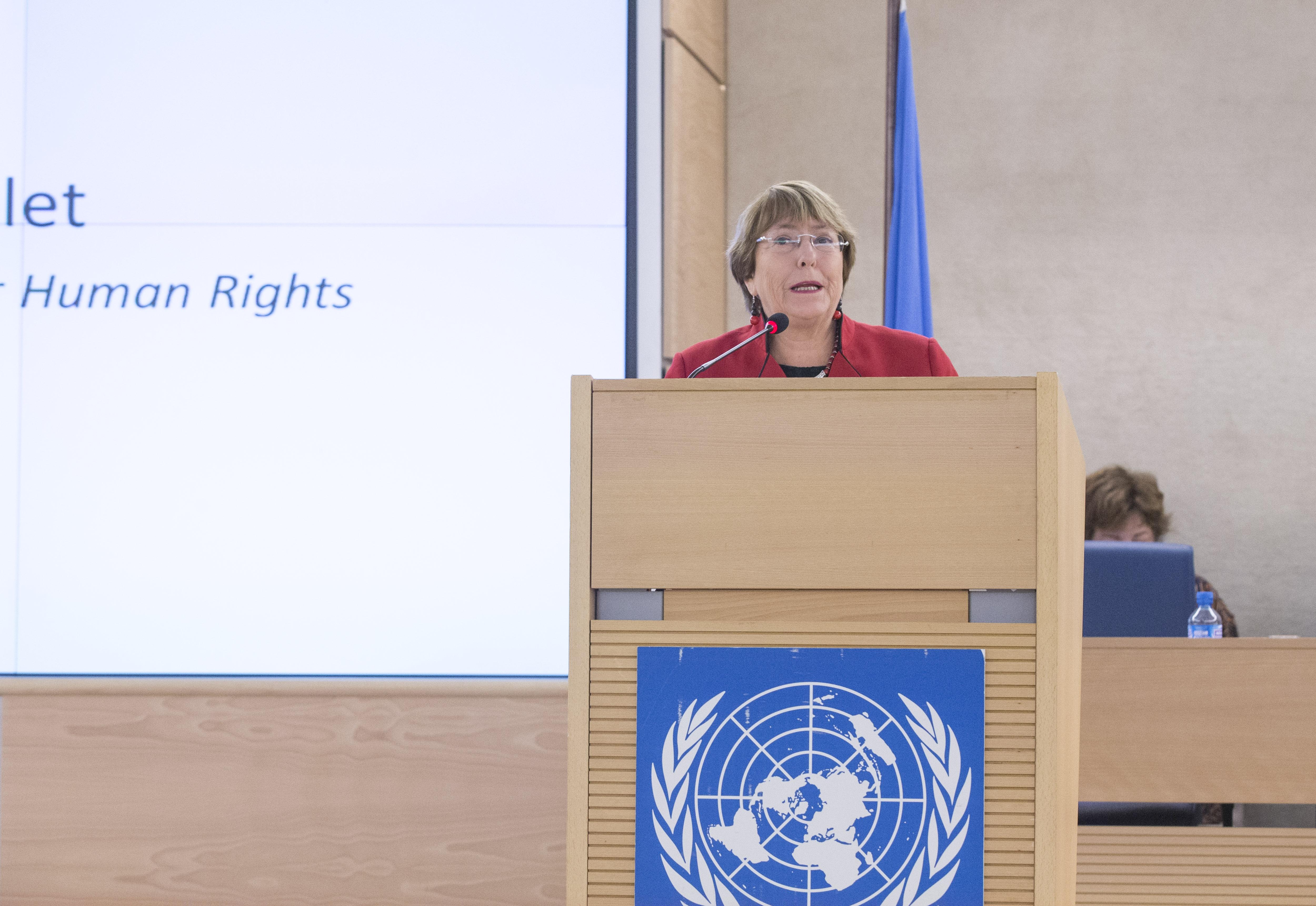 """I remain deeply disturbed"": UN human rights chief expresses concern about U.S., EU migration policies - Xinhua   English.news.cn"