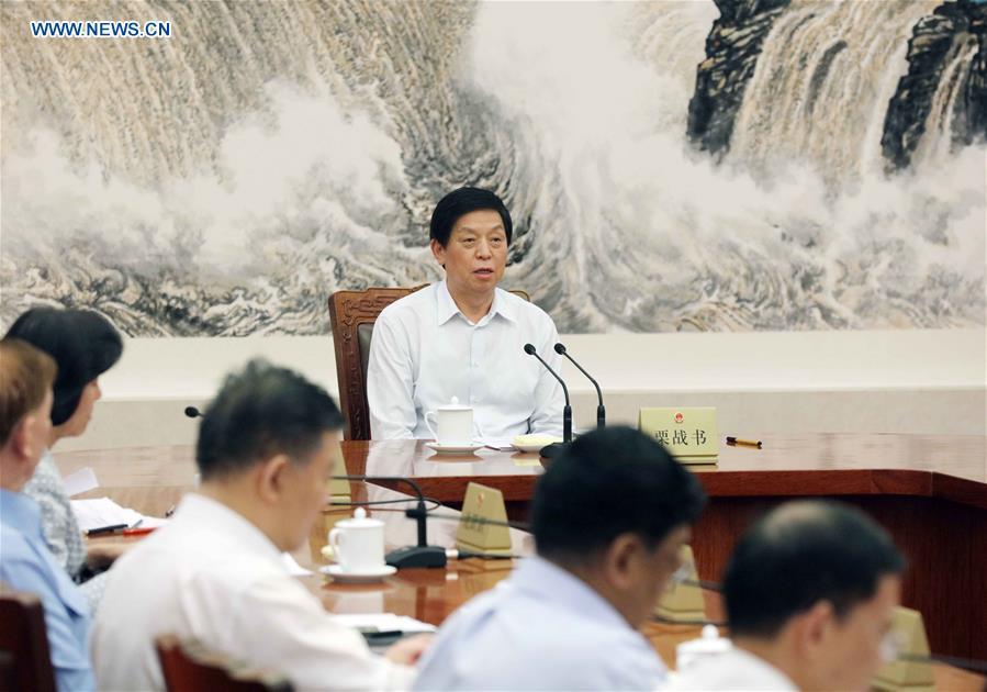 中国 - 北京 - 李占枢 - 全国人大常委会主席(CN)