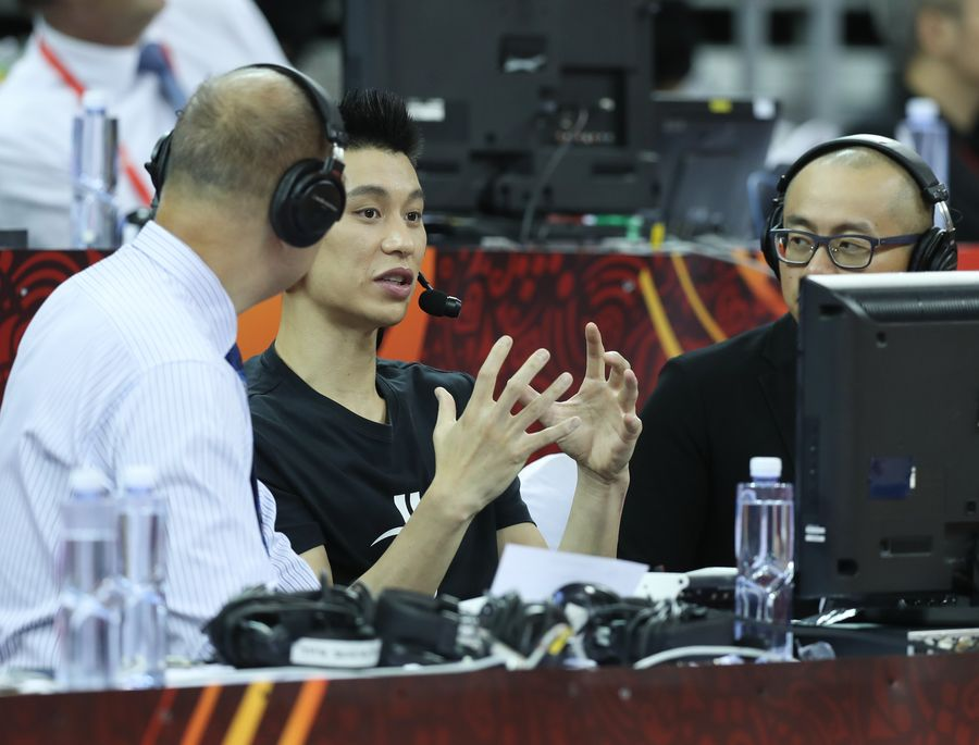 Mainland welcomes former NBA star Jeremy Lin to play in CBA: spokesperson - Xinhua | English.news.cn