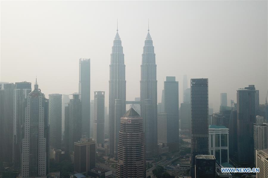 Malaysian Authorities Warn Against Outdoor Activities As Air Quality Worsens Xinhua English News Cn
