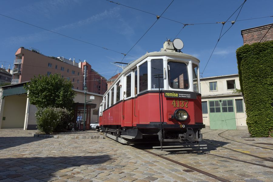 Museum Remise: Explore the history of public transport in Vienna in a fascinating exhibition - Xinhua | English.news.cn